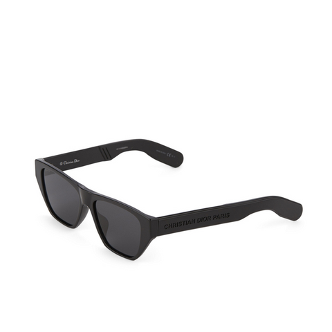 """DIOR INSIDE OUT 2"" BLACK SUNGLASSES"