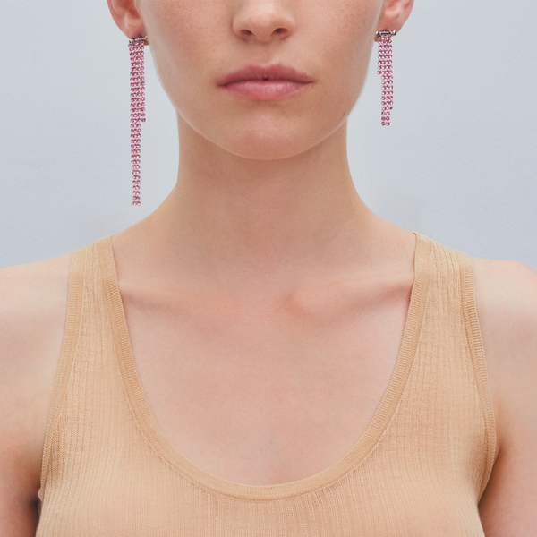 """Taylor Large"" Mono Earring"