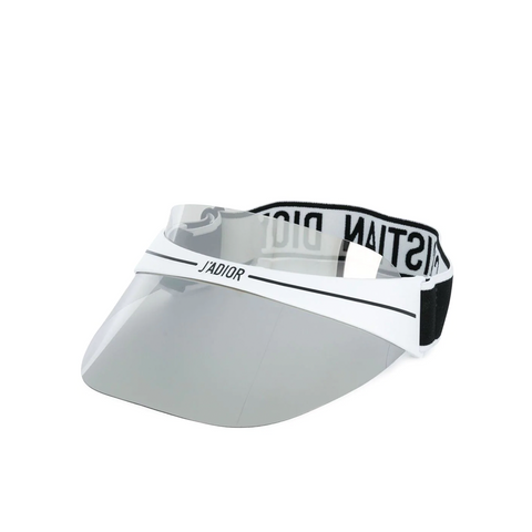 """Dior Club 1"" Grey Visor"