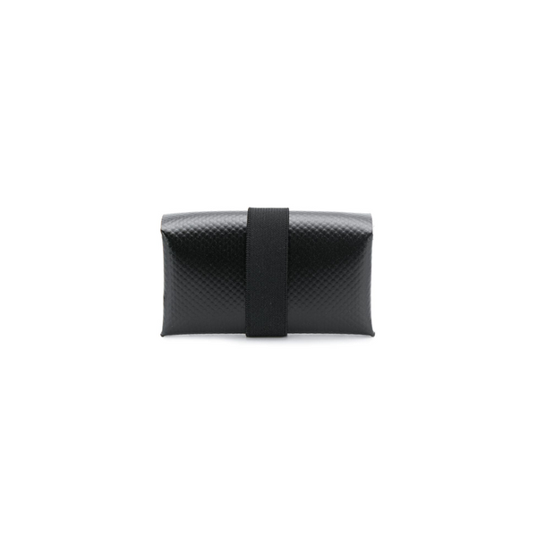 BLACK POUCH WALLET