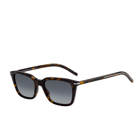 """Blacktie 266S"" Brown Havana Sunglasses"
