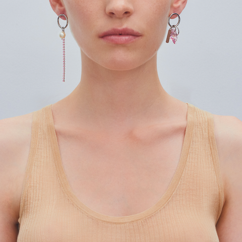 """Donna"" Mono Earring"
