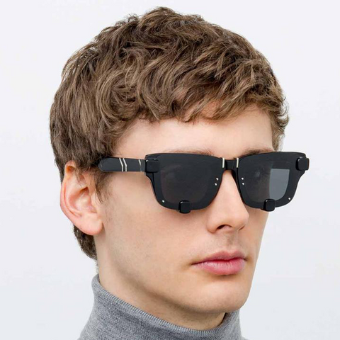 "Y/Project ""4 C1"" D-Frame Sunglasses"