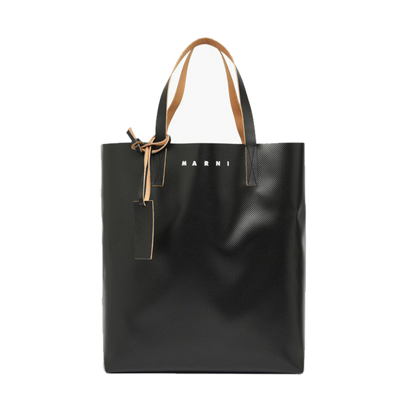 """Tribeca Shopping Bag"" Blue/Black"