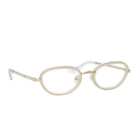 """Area 1 Optical Frame in Silver"""