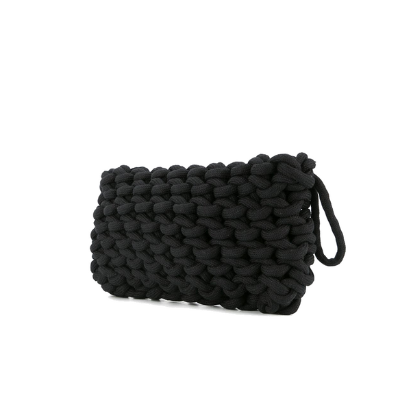 """Ruth S-clutch ATLAS"" BLACK"
