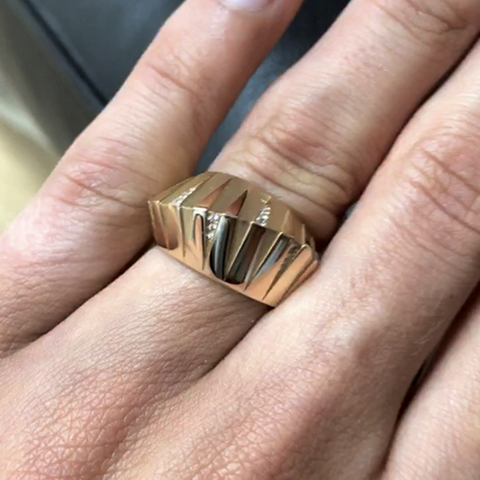 """Thebas"" Ring"