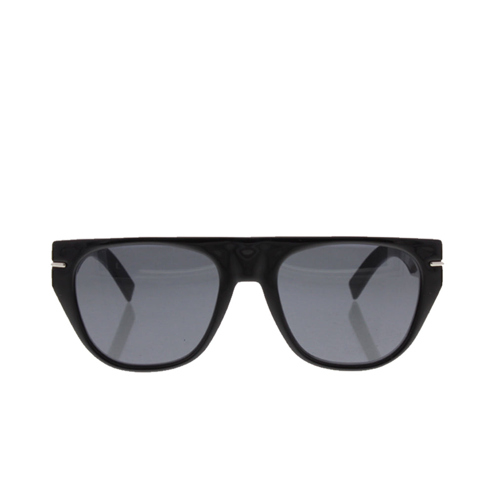 """Black Tie 257"" 807 Black Sunglasses"