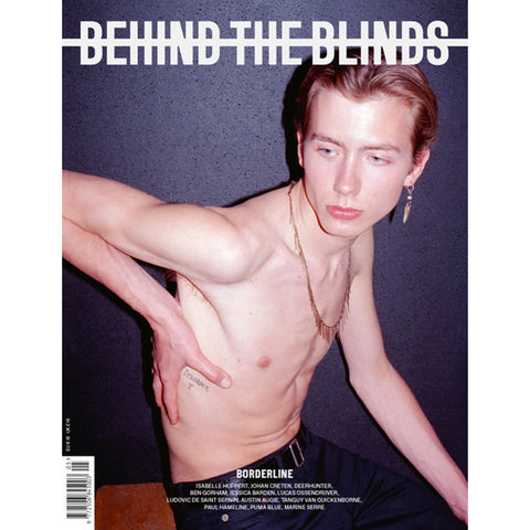 BEHIND THE BLINDS Issue 5 FW2018