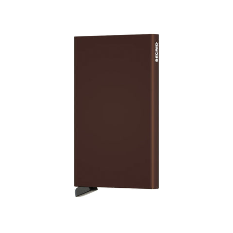 BROWN CARDPROTECTOR