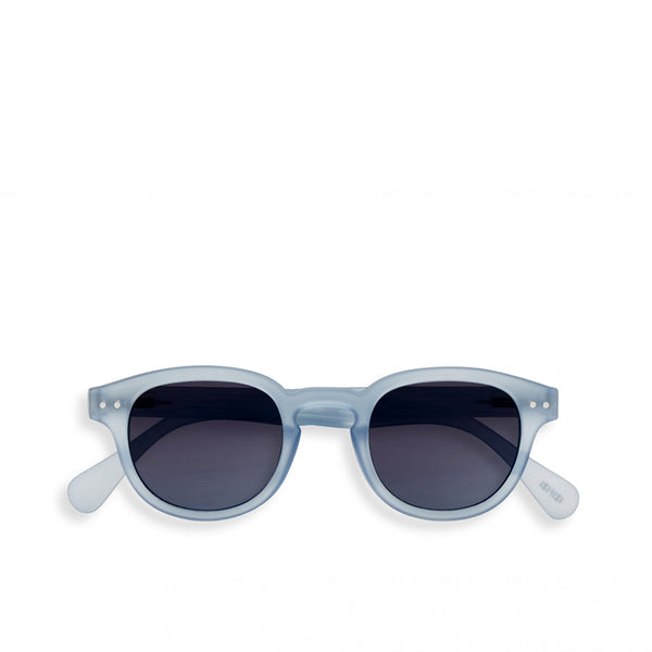 """C"" Aery Blue Sunglasses"