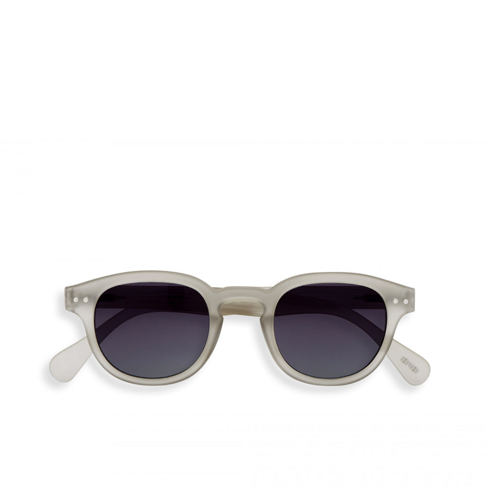 """C"" Defty Grey Sunglasses"