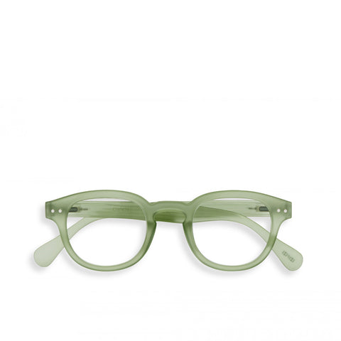 """C"" Peppermint Reading Glasses"