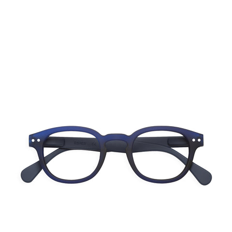 """C"" Archi Blue Reading Glasses"
