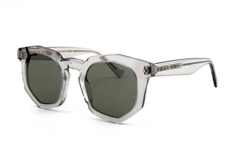 """Composite"" Grey Sunglasses"