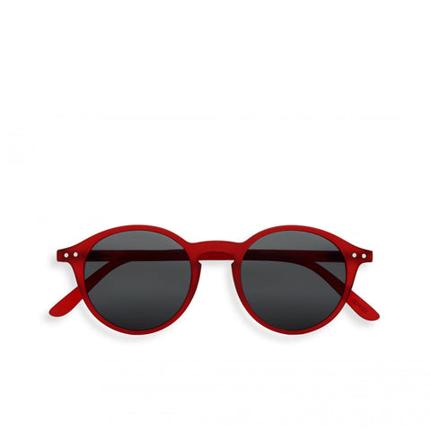 """D"" Red Crystal SUNglasses"