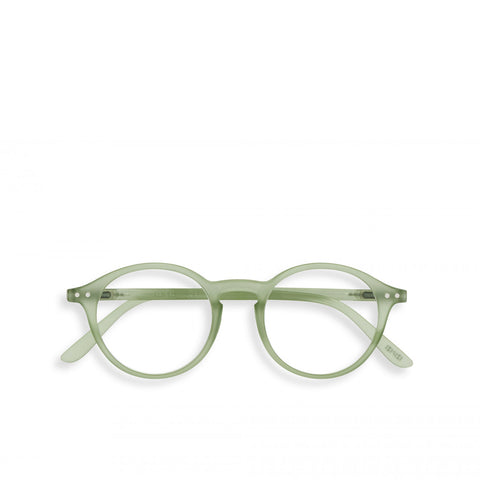 """D"" Peppermint Reading Glasses"