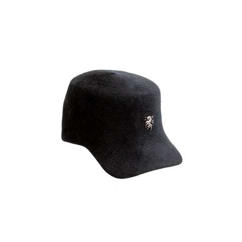 """DW 513 Black"" Hat"