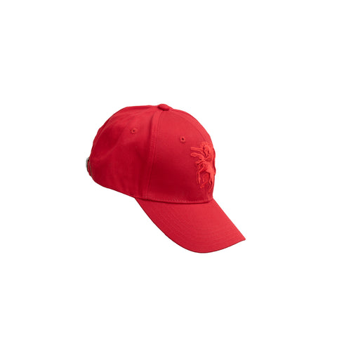 """DW 517 Red"" Hat"