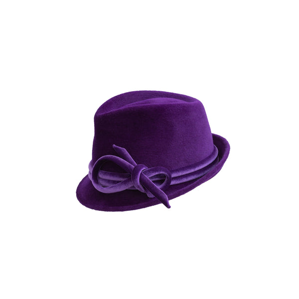 """DW 534 Purple"" Hat"