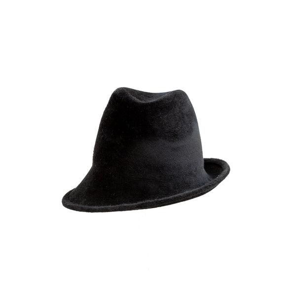 """DW 538 Black"" Hat"