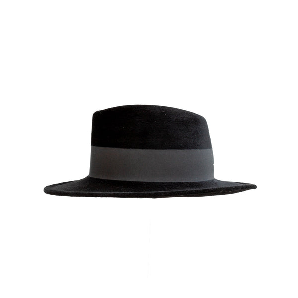 """DW 524 Black"" Hat"