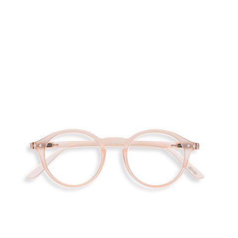 """D"" Rose Quartz Reading Glasses"