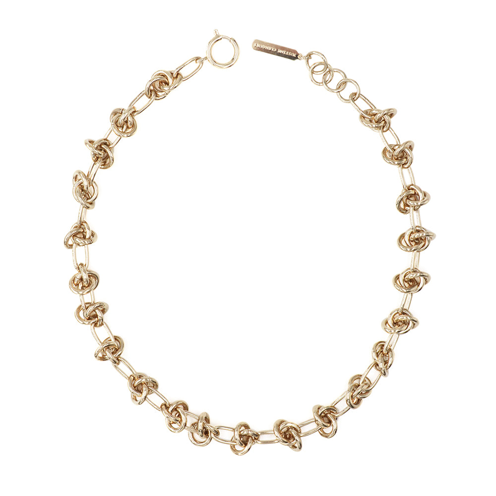 """DARIA CHOKER"" Gold Necklace"