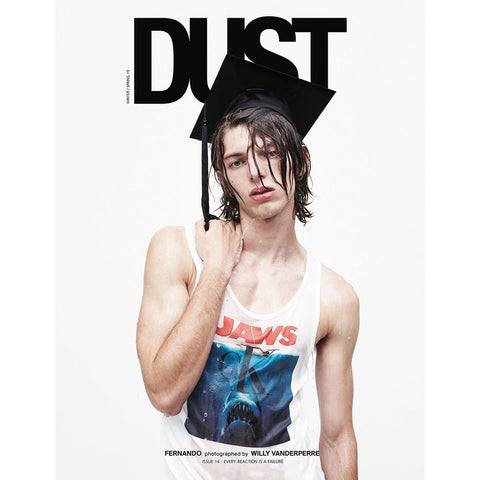 DUST Magazine Issue 14 - Winter/Spring 2019