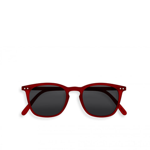 """E"" Red Sunglasses"