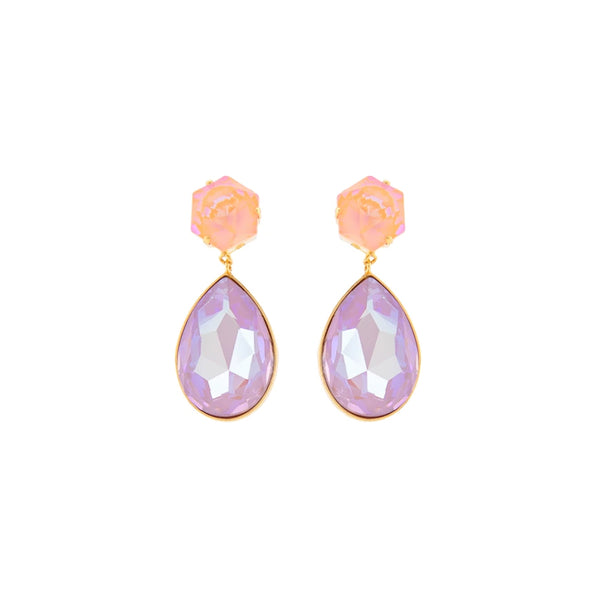 """DYNASTY"" PASTEL EARRINGS"