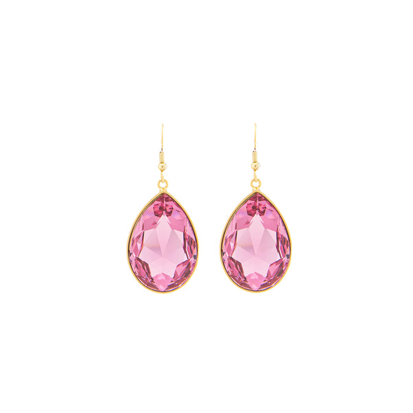 """BONBON"" PINK EARRINGS"
