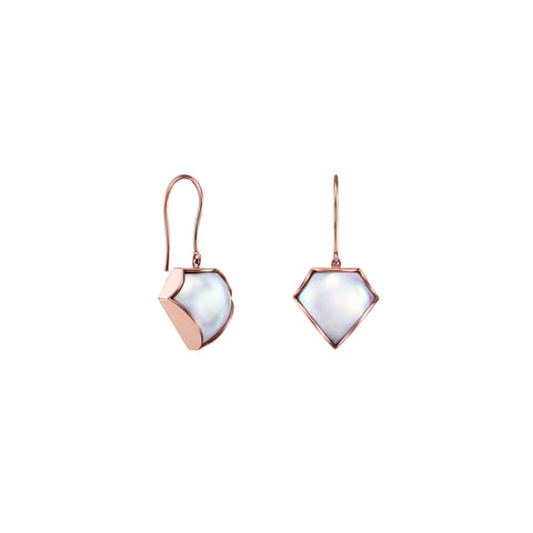 """FACETED"" Earrings"