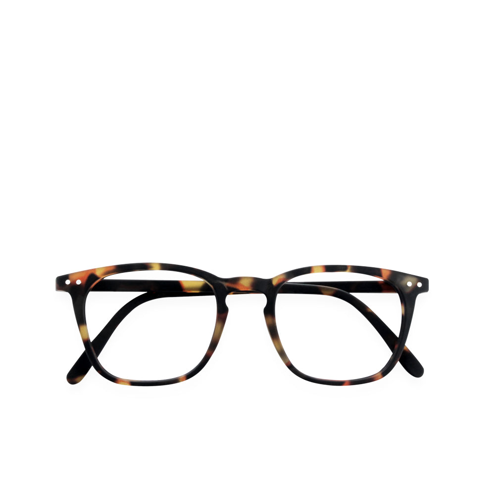 """E"" Tortoise Reading Glasses"
