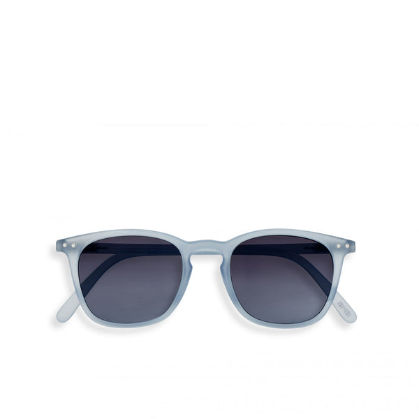 """E"" Aery Blue Sunglasses"