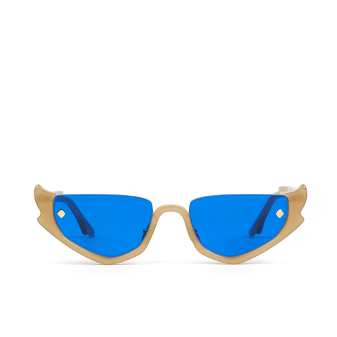 """Stranger's Ray"" Electric Sky Sunglasses"