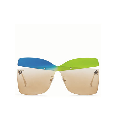 """KARLIGRAPHY"" FF 0399/s SUNGLASSES"
