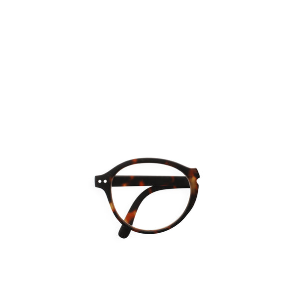 """F"" Tortoise Reading Glasses"