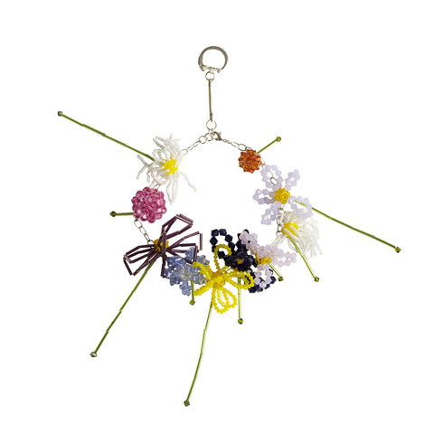 """FLORES BOTRYS"" MULTICOLOUR NECKLACE"