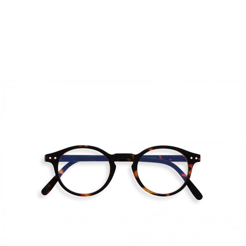 """H"" Tortoise SCREEN Glasses"