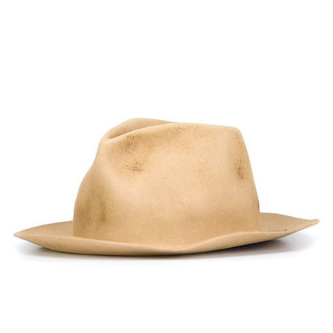 """Easy Burnt"" Bone Hat"