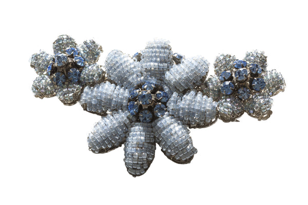 """Forget Me Not"" Triple Brooch - ARCHIVES"