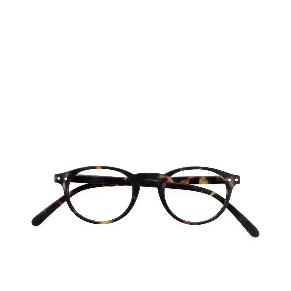 """A"" Tortoise Reading Glasses"