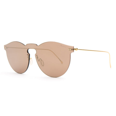 """Leonard Mask"" Bronze Sunglasses"