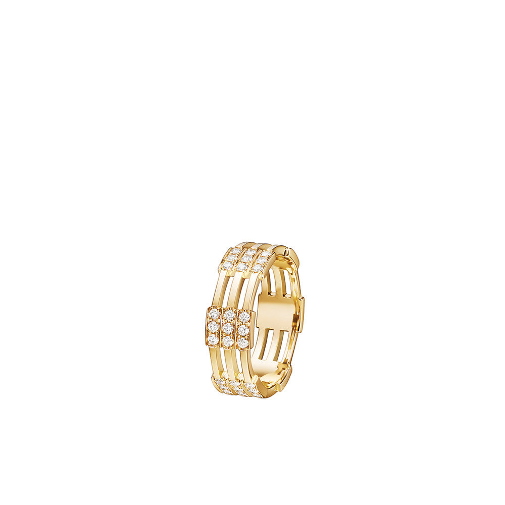 """Izzy Small"" 18k Gold Ring"