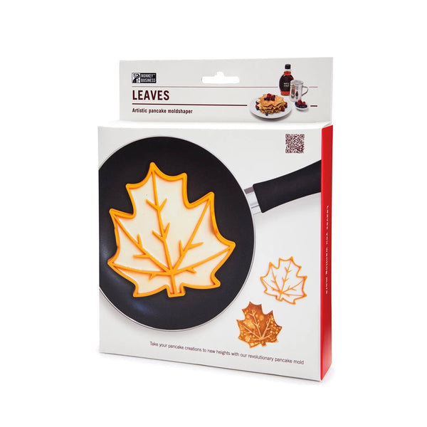 """LEAVES"" Pancake shaper"