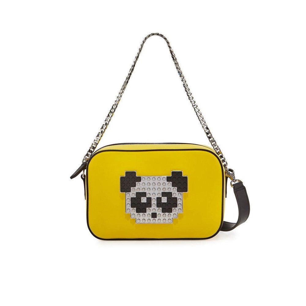 """Roy Metal Panda"" Bag"