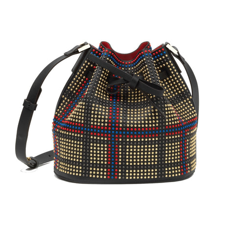 """Daliah Bucket Tartan"" Bag - ARCHIVES"
