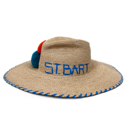 """Deck Plan"" St. Bart Hat"