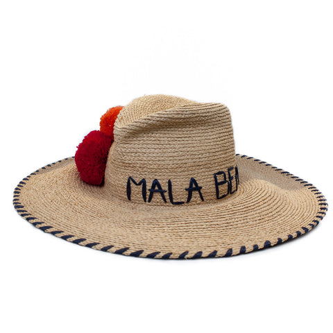"""Deck Plan"" Mala Beach Hat"